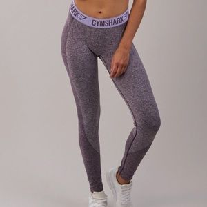 Gymshark Purple Flex Leggings